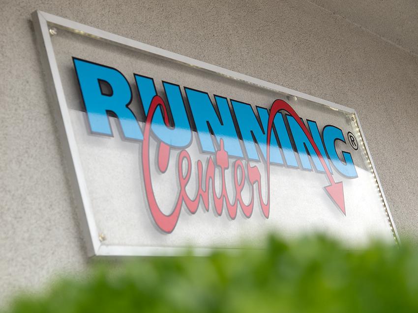 Running center